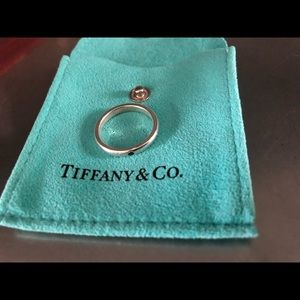 Tiffany & Co. Blue Amethyst stacking rng (retired)